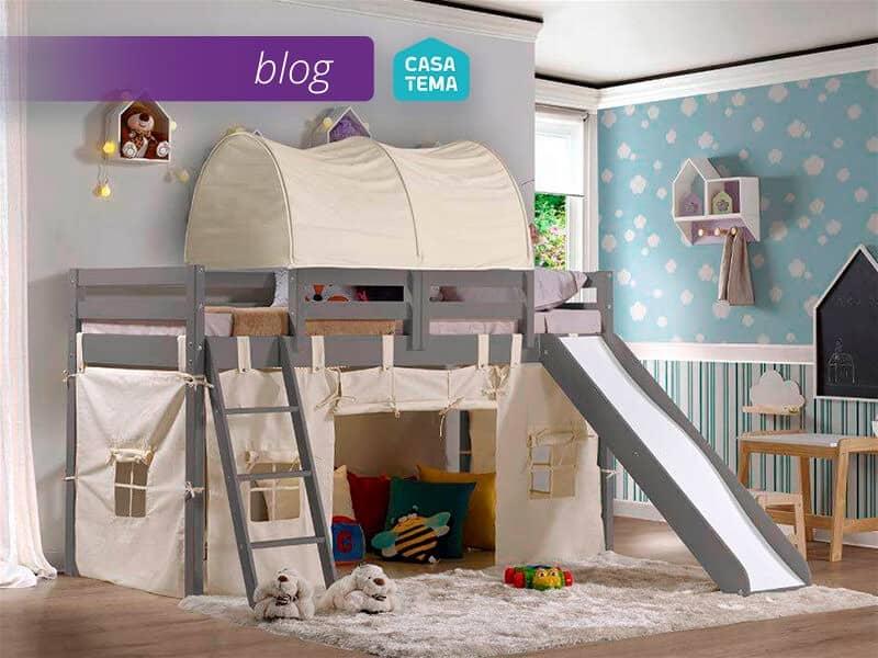 modelos de camas infantis