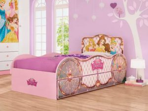 cama d princesa