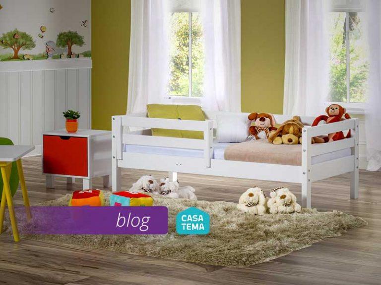 escolhendo a cama infantil ideal