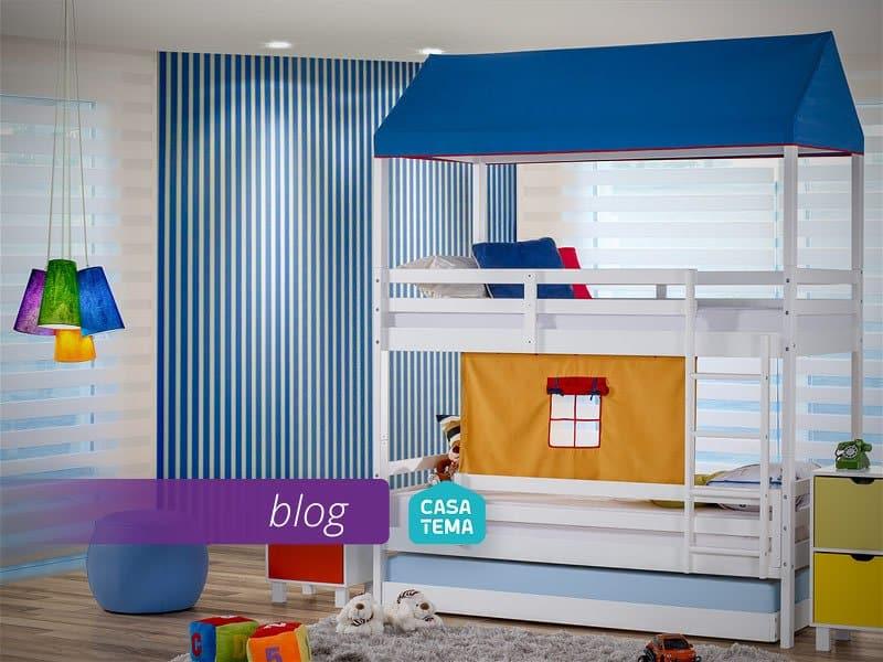 como decorar um quarto para duas crianças