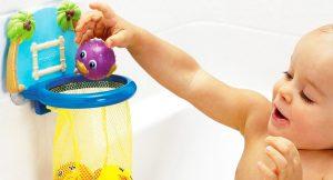 brinquedo de banho