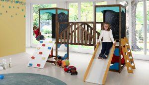 playground para quintal ou sala