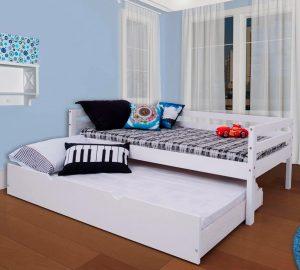 cama infantil prime acabamento em laca