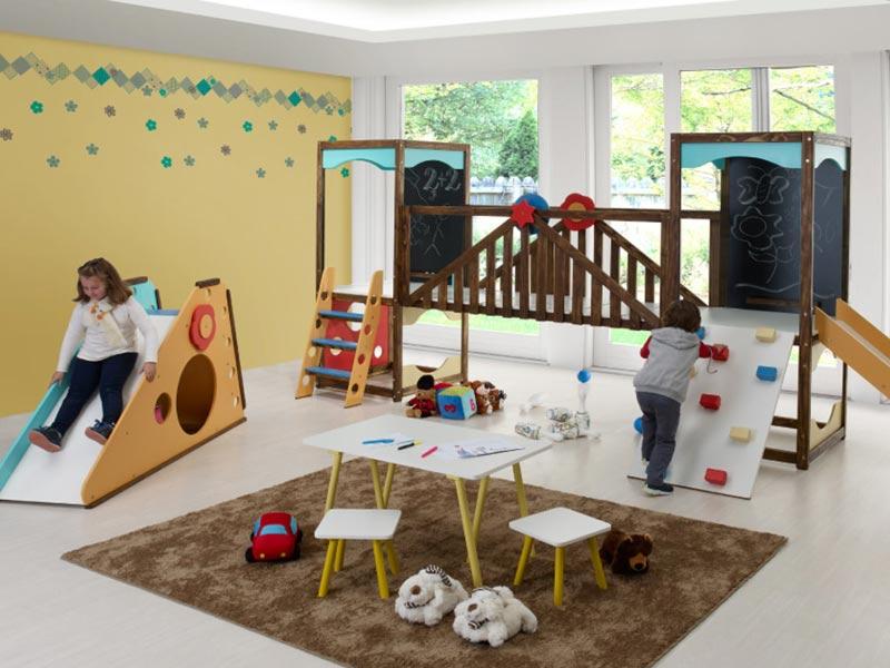 Playground para Brinquedoteca Completo I MultiBrinquedos - Casatema