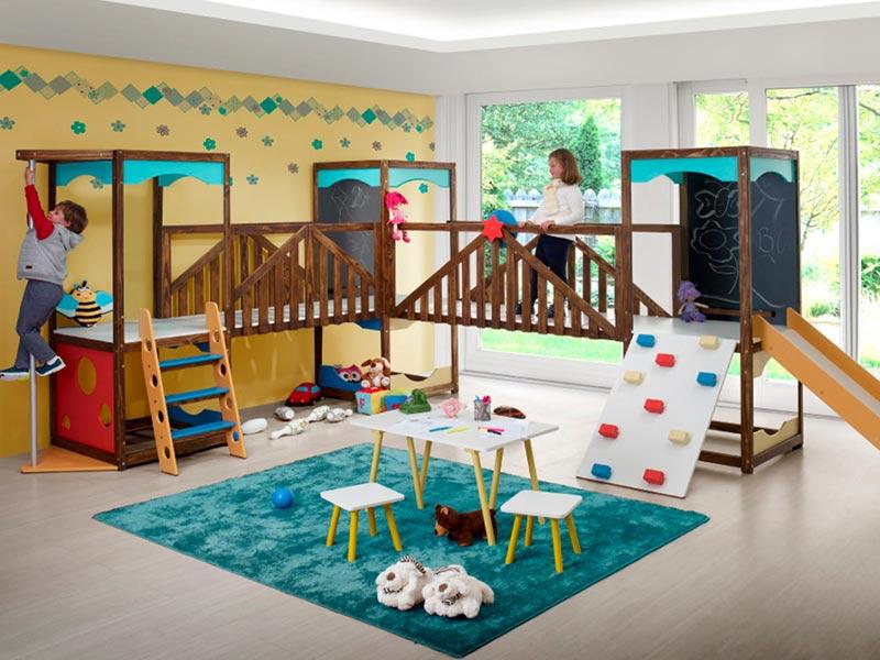 Playground para Brinquedoteca Completo III MultiBrinquedos - Casatema