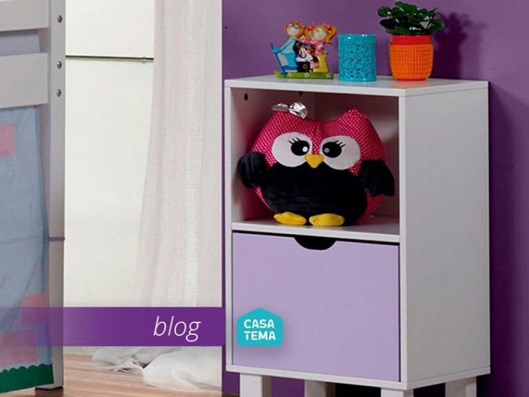 Como utilizar os nichos para valorizar o quarto da criança