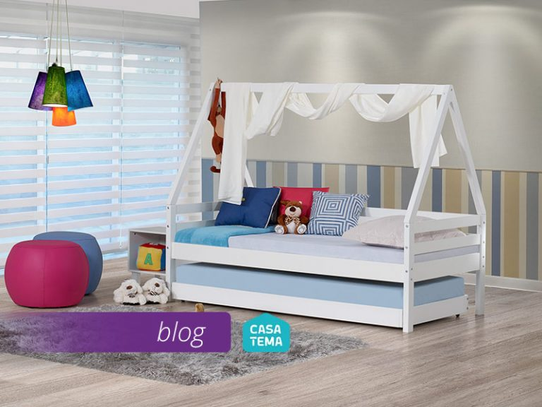 Hora de comprar a cama infantil nós te ajudamos