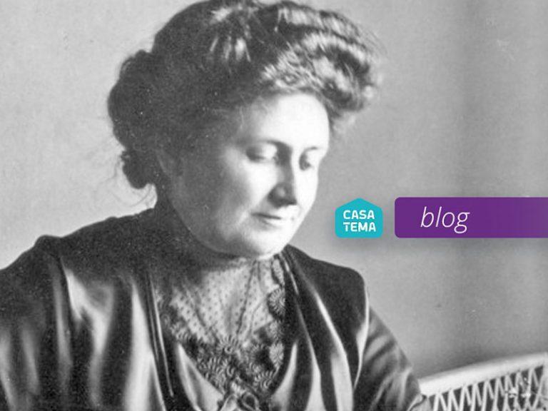 Maria Montessori Historia do metodo montessoriano