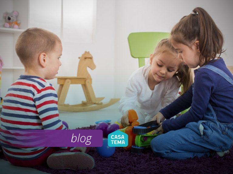 como ensinar organização aos filhos