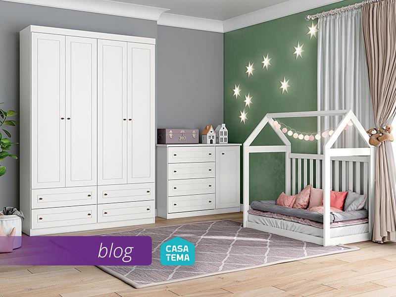 como decorar um quarto de bebe lindo