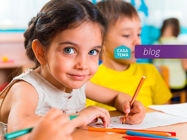como criar um ambiente de aprendizado para criancas