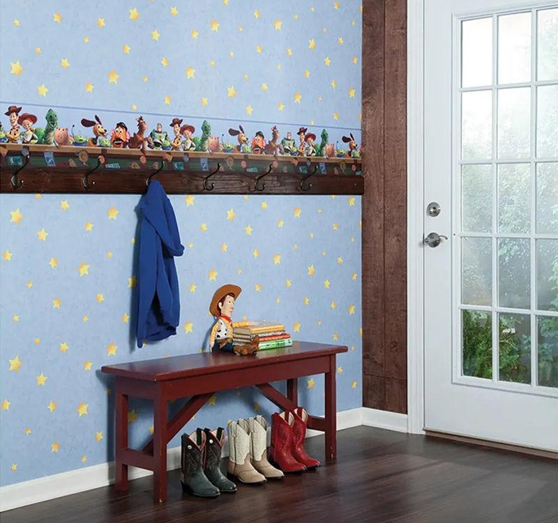 papel de parede do toy story