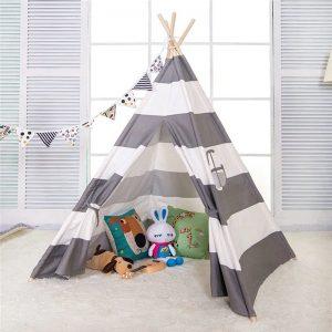 Tenda infantil montessoriana
