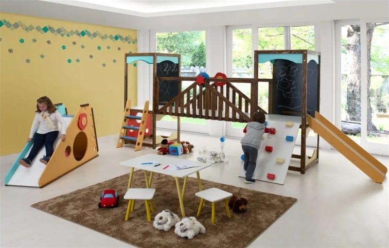 playground completo para casa