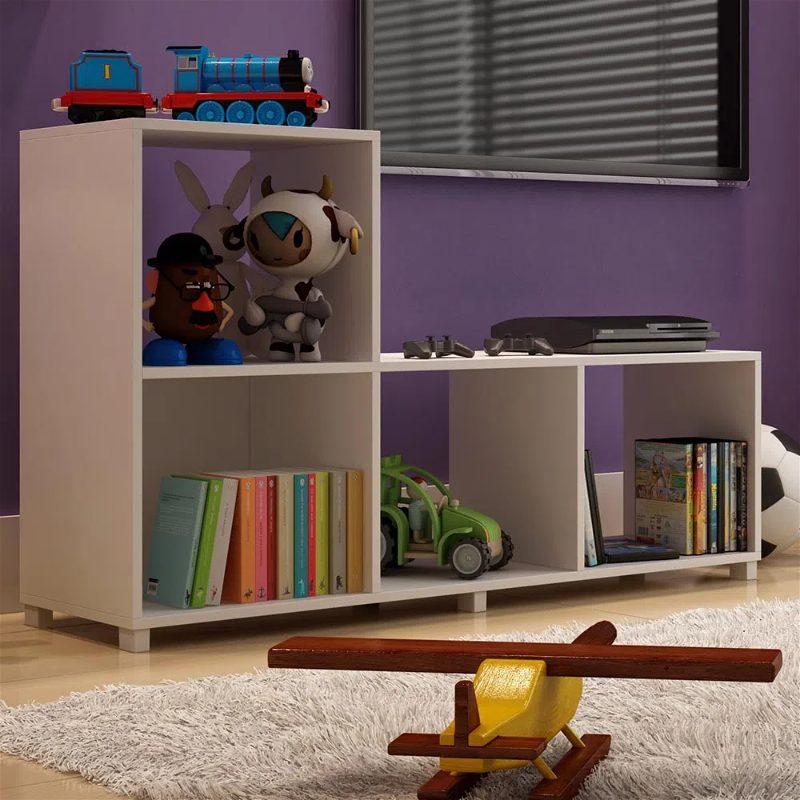 estante para quarto infantil