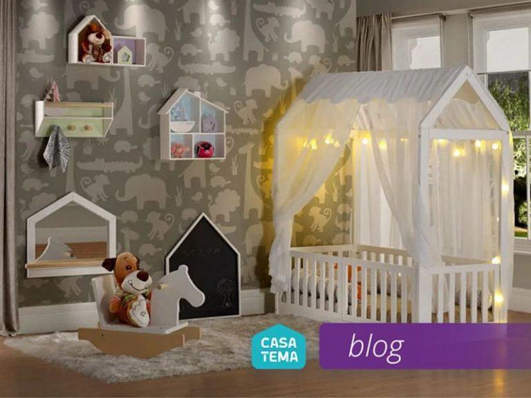 quarto para recem nascido montessoriano