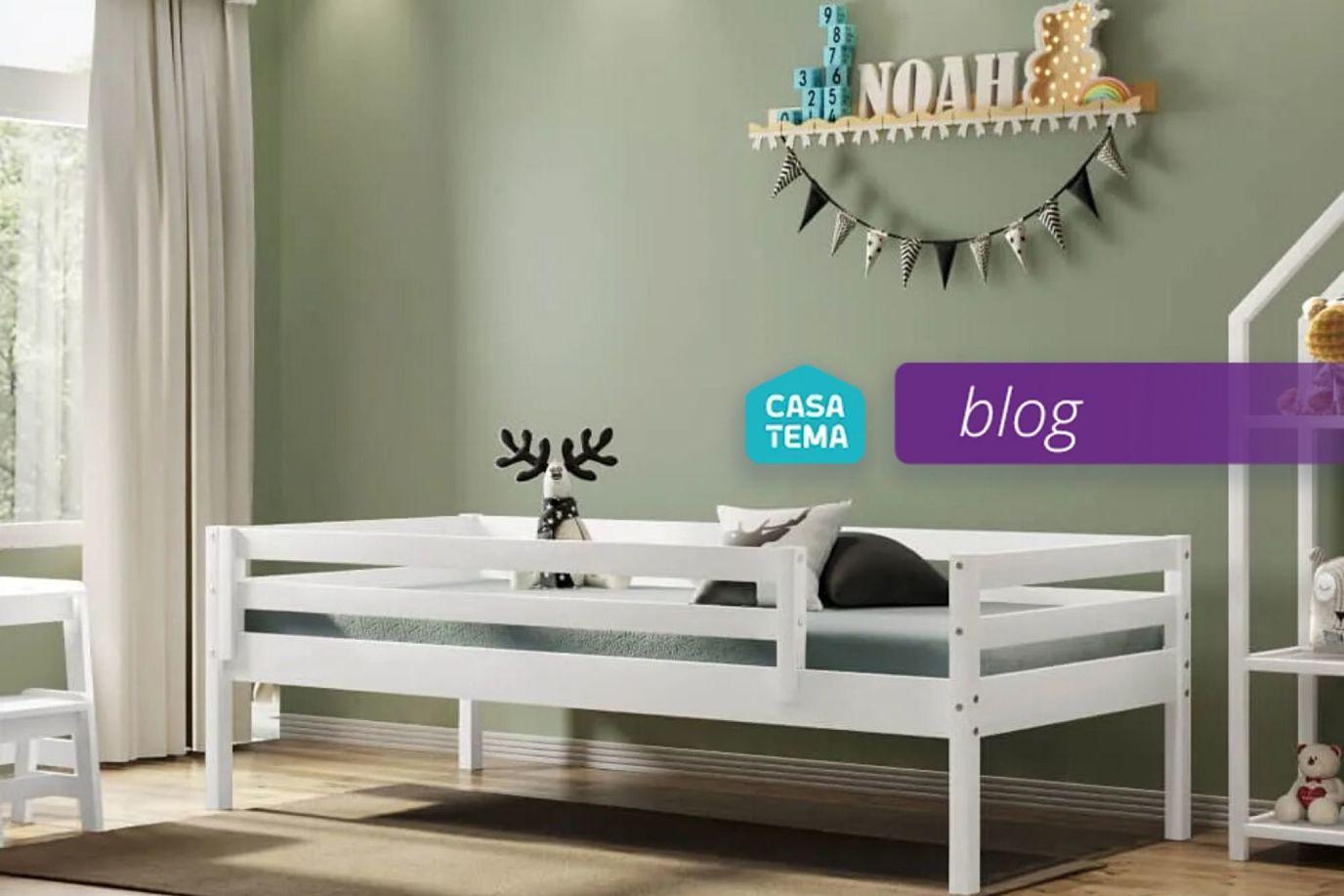modelo de cama infantil