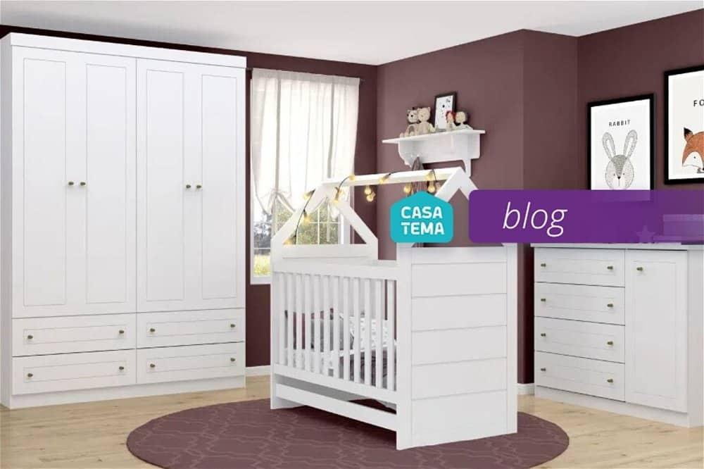 guarda roupa e comoda para bebe