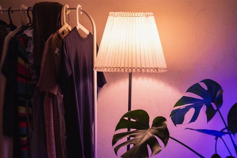 lampada de quarto