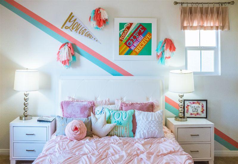 quarto de adolescente