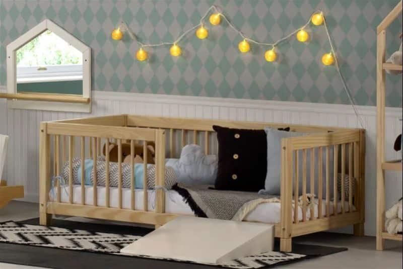 decoração quarto infantil geometrico